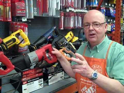 The Right Saw For Your Project - The Home Depot