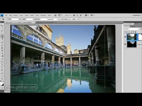 Photoshop Quick Tips - Blend Exposures - Week 57