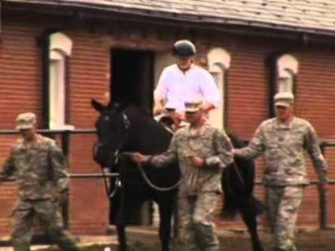 The Old Guard: Veterinary Duties at Fort Myer