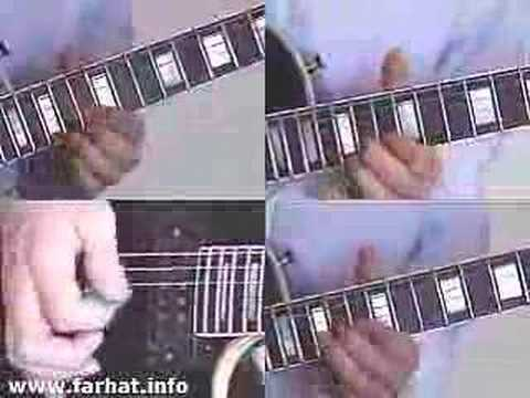 stairway to heaven led zeppelin part 7.3  guitar FarhatGuitar.com