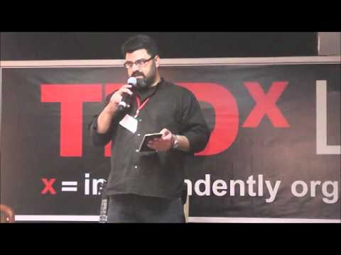 The Path to The Blank Scroll: Sheraz Siddiq at TEDxLACAS