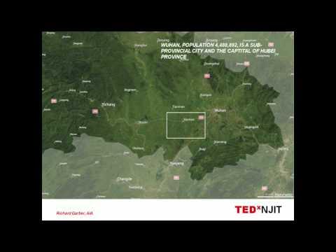 Sustainably Dense: Richard Garber at TEDxNJIT