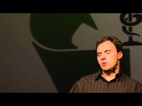 TEDxBG - Martin Martinov - A Solution for Rare Diseases