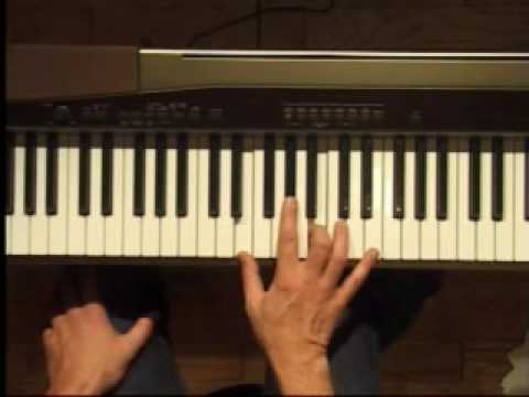 Piano Lesson - E Major Triad Inversions (Right Hand)