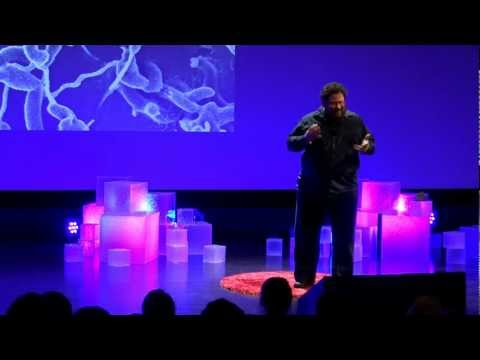"The Soudan Iron Mine and Discovering ""Alien"" Microbes: Jeff Gralnick at TEDxUMN"