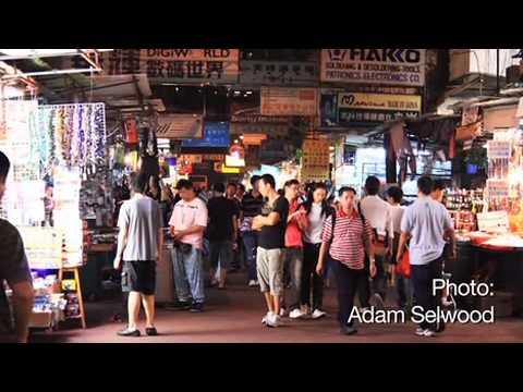 The Coolest Stuff on the Planet - Helloooooo, Hong Kong!