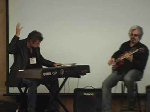TEDxNJLibraries - Eric Mintel & Dave Antonow - A Musical Conversation about Jazz