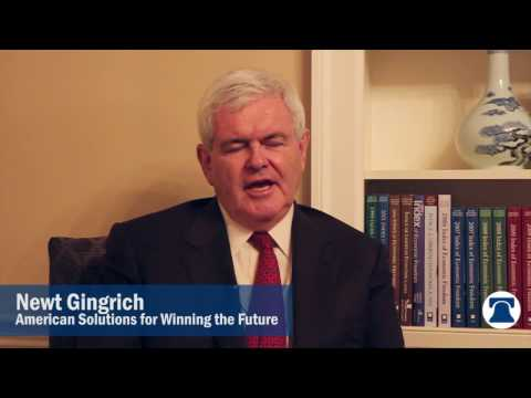 Newt Gingrich on Obamacare and Conservative Victory