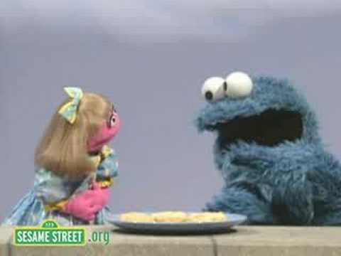 Sesame Street: Cookie Questions Prairie Dawn