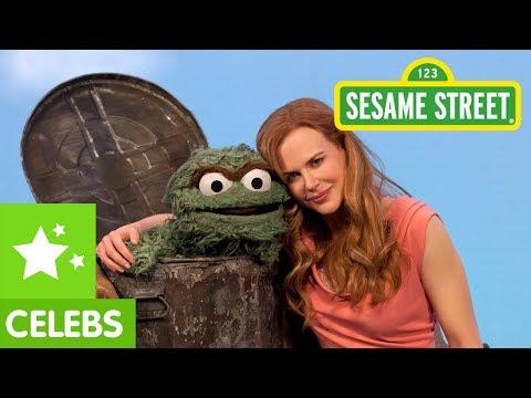 Sesame Street: Nicole Kidman: Stubborn
