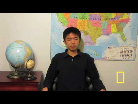 National Geographic Bee 2010 - Geographic Bee 2010 - NY Finalist