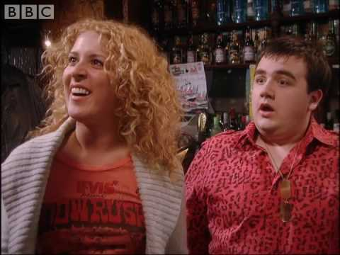 Two Pints: Donna saves Tim - BBC comedy