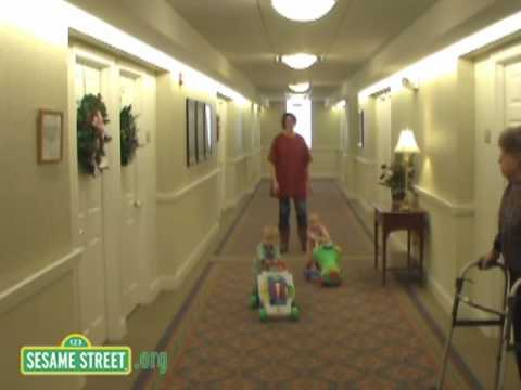Sesame Street:Baby Sports:Walker Races
