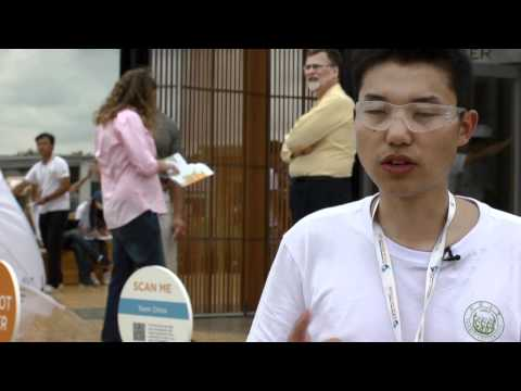 Solar Decathlon 2011: Team China