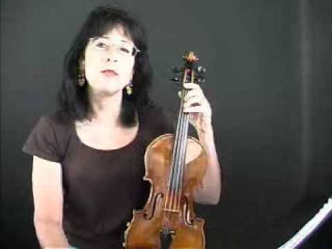 Violin Song Lesson - How To Play Happy Birthday