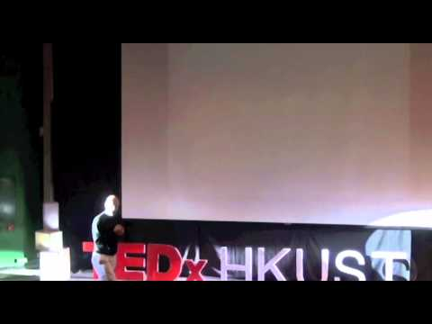 TEDxHKUST - Peter Schindler - Giving Chance a Chance