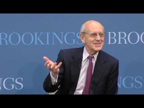 Stephen Breyer: Supreme Court Exists to Clarify