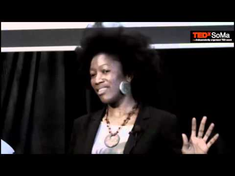 TEDxSoMa - Raissa Nebie - Food is love, don't starve yourself!