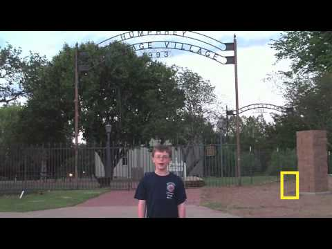 National Geographic Bee 2010 - Geographic Bee 2010 - OK Finalist