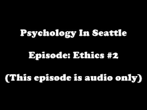 Psychology Ethics #2