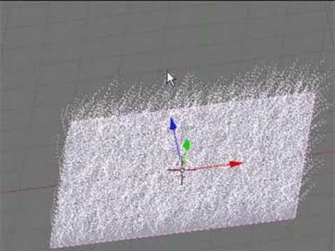 Super3boy's 16th Blender Tutorial(Grass with Particles)