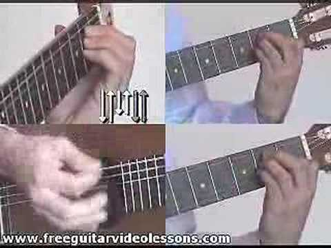 While My Guitar Gently Weeps Guitar Cover part 3 ver 2 beatles www.Farhatguitar.com