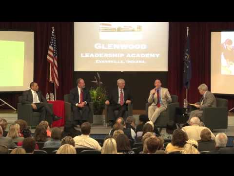 U.S Dept. of Education Bus Tour Panel Discussion-Evansville, IN