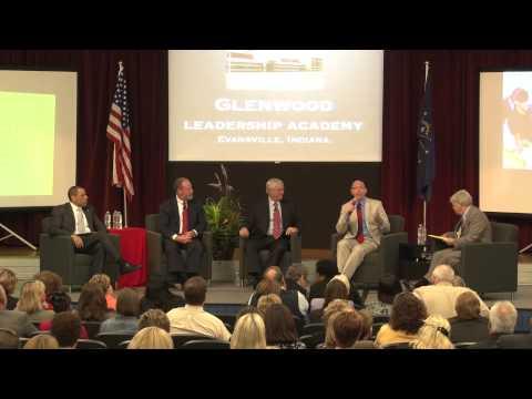 U.S Dept. of Education Bus Tour Panel Discussion-Evansville, IN