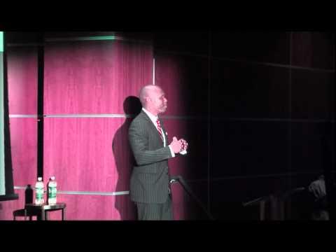 """TEDxOKC - Dr. Chris Howard -- """"Five Be's"""""""