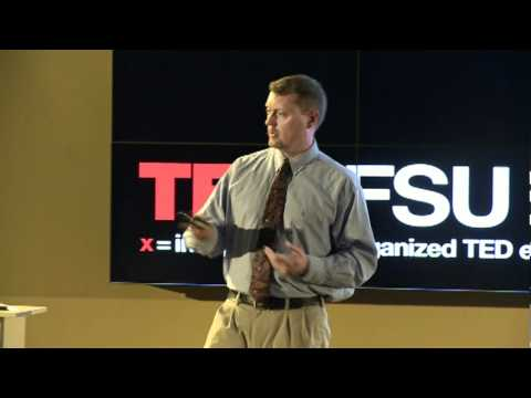 TEDxFSU - Paul Marty - Augmented Reality, Mobile Computing, and the Museum of the Future