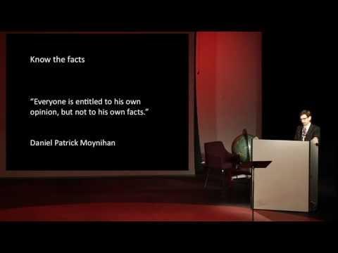 TEDxHunterCCS - Tom Mellins - The Importance of Preserving New York City Narratives