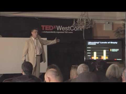 TEDxWestCork - Jose Ospina - 04/17/10