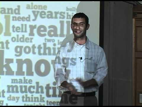 TEDxCornellUniversity - Jesse Turk - That Guy From High School: Exposing Gay Bullying Today