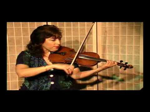 "Violin Lesson - Song Demonstration - ""I Never Will Marry"""