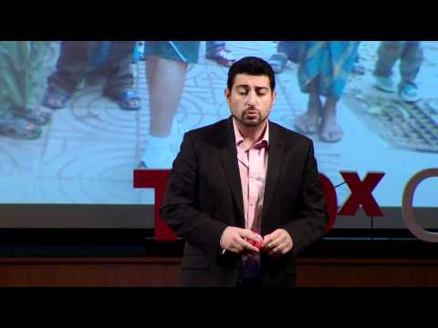 TEDxCanberra - Pierre Johannessen - International development, basketball and valuing youth