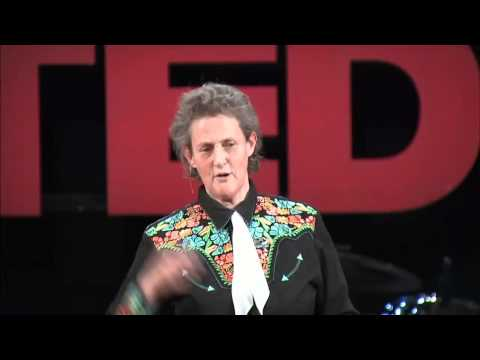 TEDxDU Temple Grandin -- Different kinds of minds