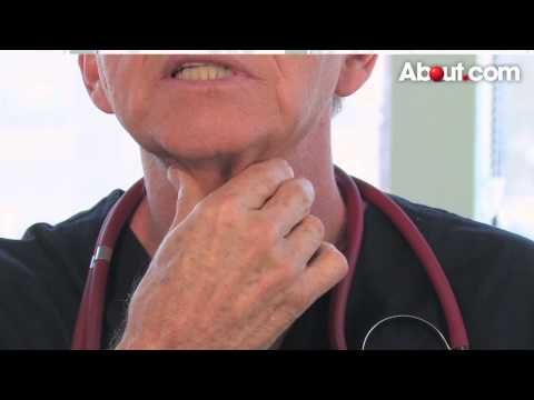 Self-Test for Thyroid Problems