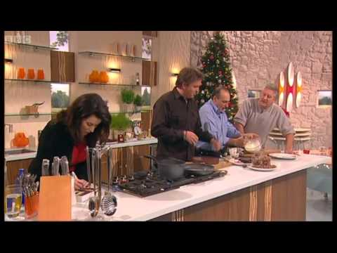 Nigella Lawson Food Heaven Part 2 - Saturday Kitchen - BBC