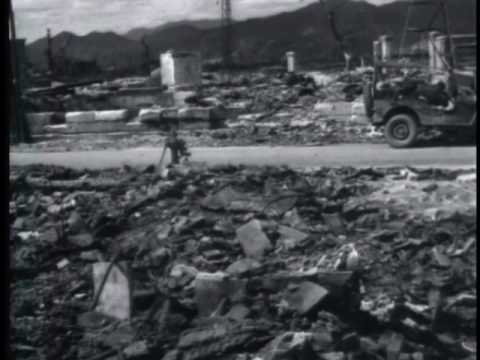 The Atom Strikes! (1948) Devastation Of Hiroshima And Nagasaki