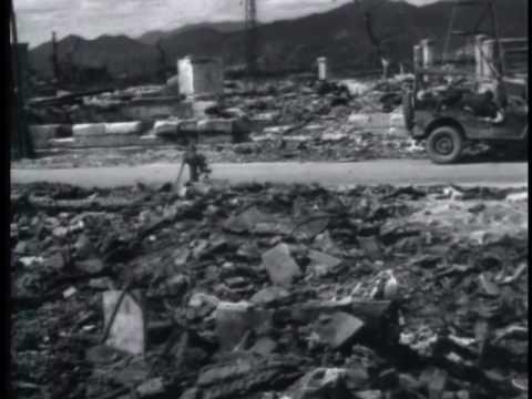 The Atom Strikes! (1948) Devastation Of Hiroshima And Nagasaki