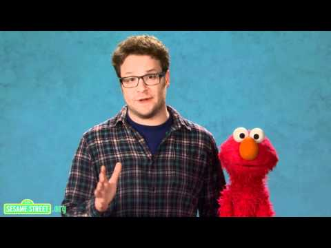 Sesame Street: Seth Rogen: Embarrassed