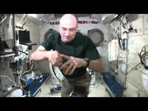 Science off the Sphere: Yo-Yos in Space