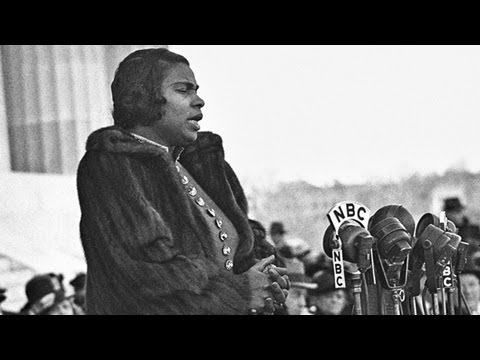 Smithsonian Spotlight - Marian Anderson in Concert