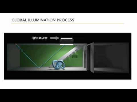 V-Ray 2.0: Global Illumination (GI) lighting | lynda.com tutorial