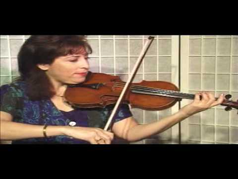 "Violin Lesson - Song Demonstration - ""Yankee Doodle"""