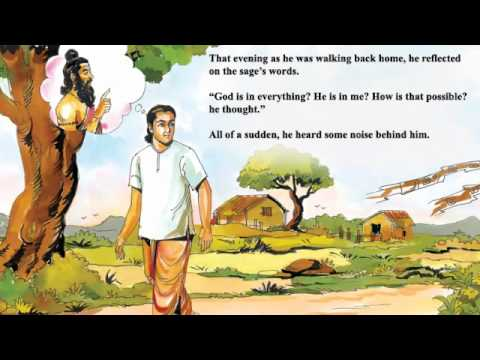 Talking Book in English - Where is God?
