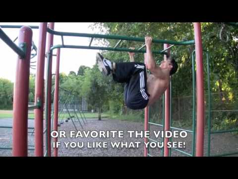 The A-TEAM Playground Workout!
