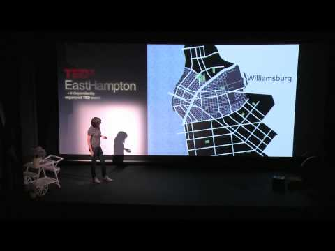 TEDxEastHampton - Dorothy on Cat and Girl