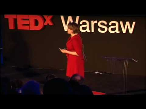TEDxWarsaw - Sandra Bichl - 3/05/10
