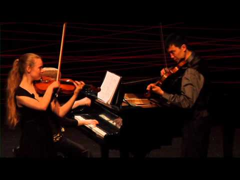 TEDxOverlake - Jeffrey Lee & Lizzy Pedersen - Performance